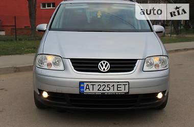 Volkswagen Touran 2004 в Чернівцях