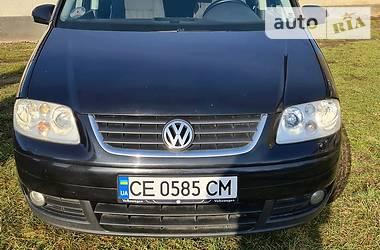 Седан Volkswagen Touran 2006 в Герце