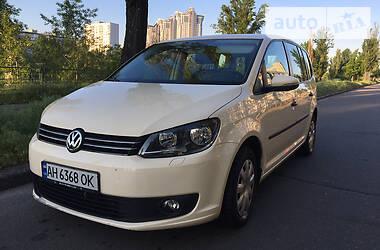 Минивэн Volkswagen Touran 2015 в Киеве