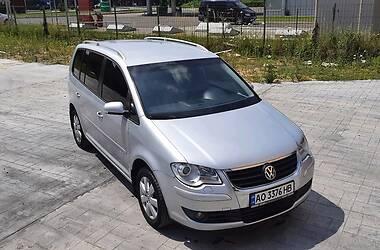 Минивэн Volkswagen Touran 2007 в Ужгороде