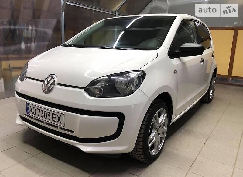 Volkswagen Up 2014 в Ужгороде