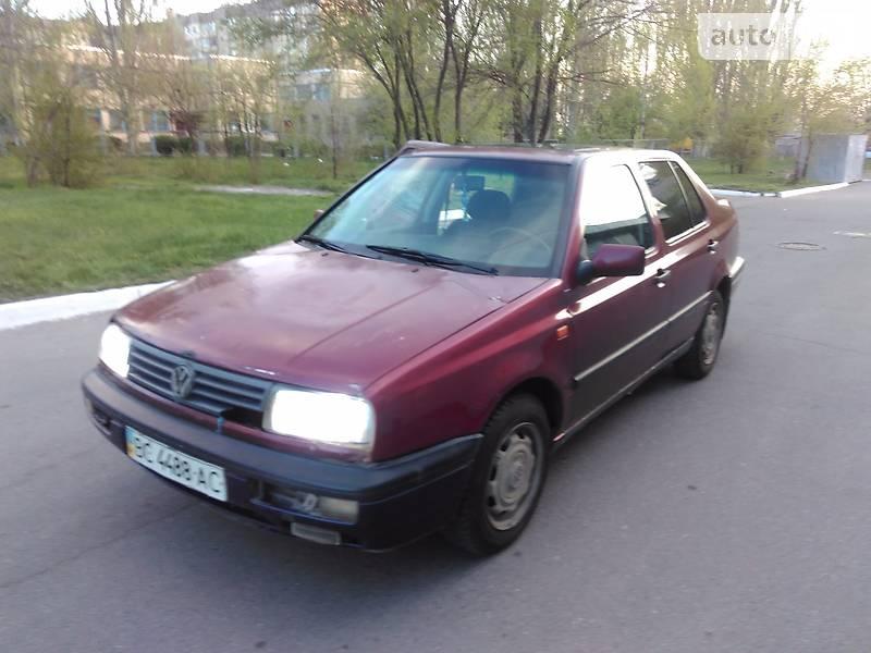 Volkswagen Vento 1993 в Кривом Роге