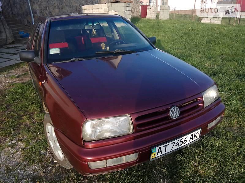 Volkswagen Vento 1994 года в Ивано-Франковске