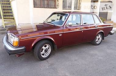 Volvo 244 1977 в Николаеве