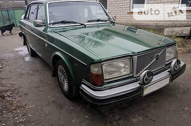 Volvo 244 1986 в Кременчуге