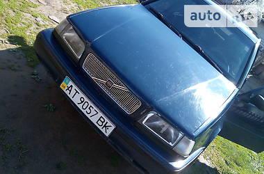 Хэтчбек Volvo 440 1994 в Яворове