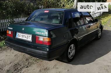 Седан Volvo 460 1993 в Кропивницькому