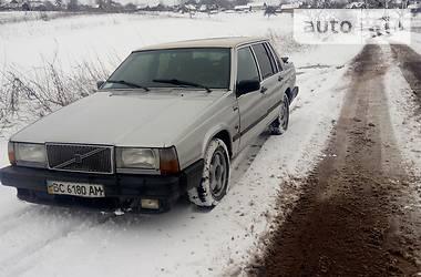 Volvo 740 1987 в Нововолынске