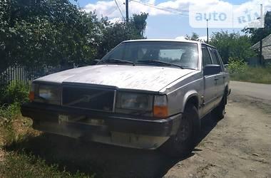 Volvo 740 1984 в Харкові