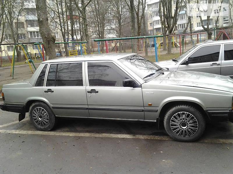 Volvo 740 1990 в Тернополе