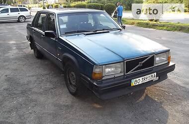 Седан Volvo 740 1985 в Тернополе