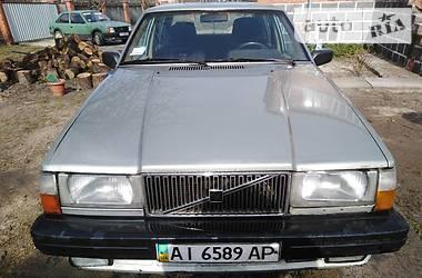 Volvo 740 1985 в Івано-Франківську