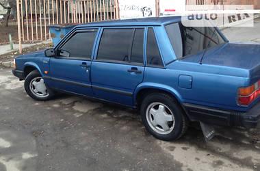 Седан Volvo 740 1989 в Харькове