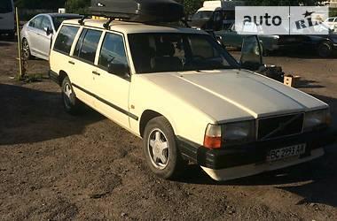 Volvo 760 1989 в Львові
