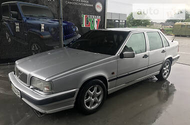 Седан Volvo 850 1992 в Львове