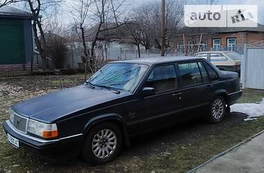 Седан Volvo 940 1992 в Пирятине