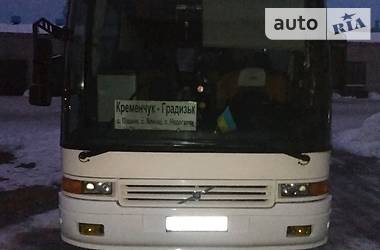 Туристический / Междугородний автобус Volvo B 1994 в Кременчуге