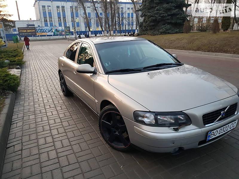 Volvo S60 2001 в Тернополе