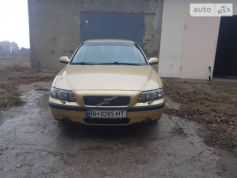 Volvo S60 2001 в Белгороде-Днестровском