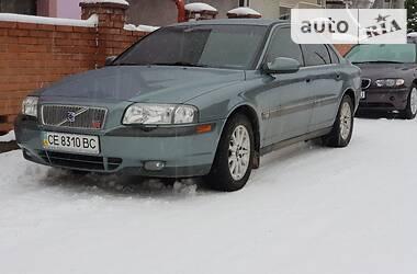 Volvo S80 2001 в Черновцах