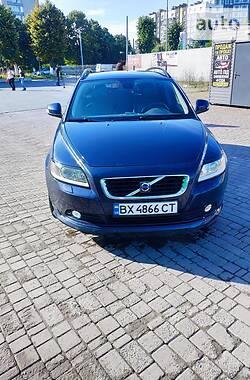 Унiверсал Volvo V50 2012 в Івано-Франківську