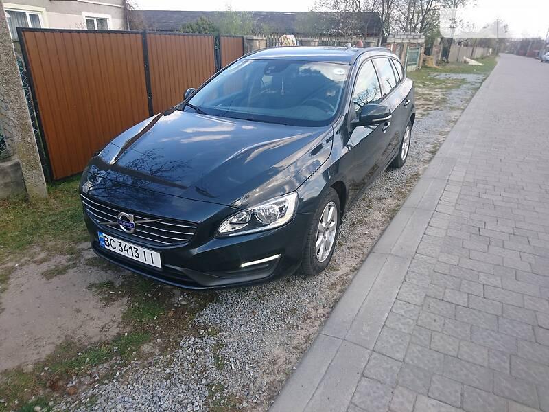 Унiверсал Volvo V60 2014 в Львові