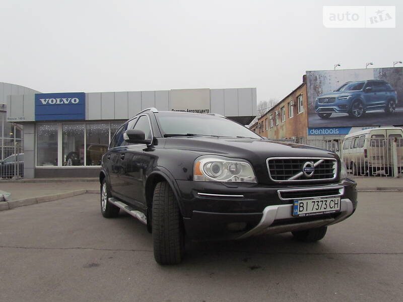 Volvo XC90 2013 в Полтаве