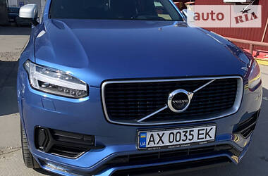 Volvo XC90 2016 в Харькове