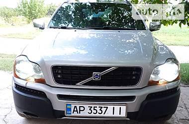 Внедорожник / Кроссовер Volvo XC90 2004 в Токмаке