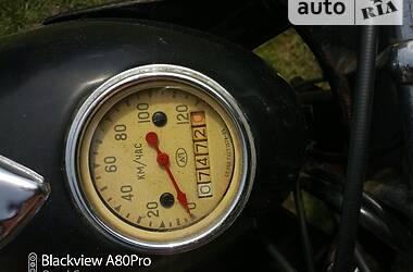 Мотоцикл Классик Восход 2M 1970 в Глыбокой