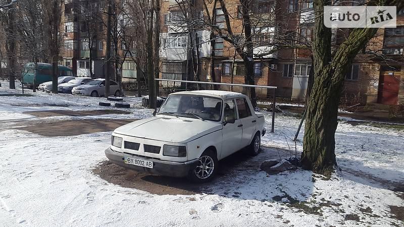 Wartburg 353 1989 року в Миколаїві