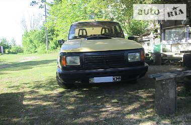Wartburg 353 1989 в Староконстантинове