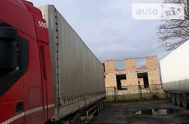 Wielton Mega 2005 в Львове