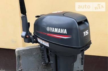 Yamaha 15 FMHS 2014 в Дніпрі