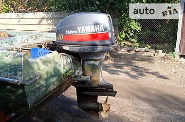 Yamaha 40XMH 2009 в