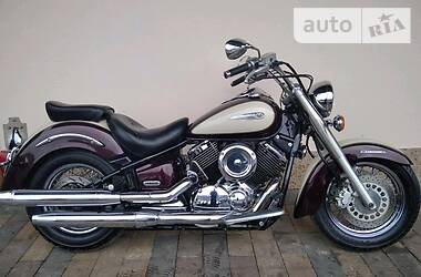 Yamaha Drag Star 1100 2001 в Белой Церкви