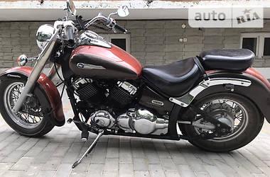 Мотоцикл Круизер Yamaha Drag Star 400 1999 в Виноградове