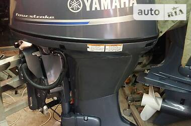 Yamaha F 2020 в Горишних Плавнях