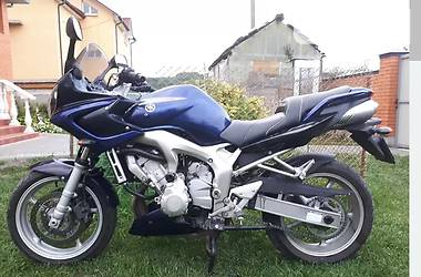 Yamaha Fazer 2005 в Львові