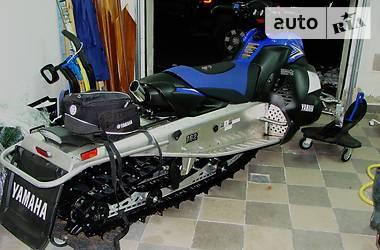 Yamaha FX Nytro 2011 в Славському