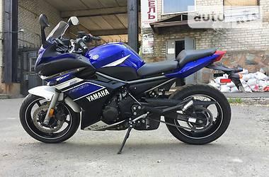 Спортбайк Yamaha FZ6 Fazer 2013 в Яготине