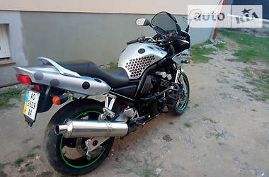 Yamaha FZ6 Fazer 2003 в Хусті
