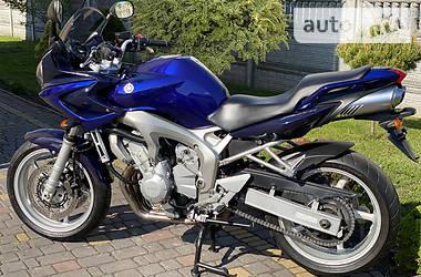 Мотоцикл Спорт-туризм Yamaha FZ6 Fazer 2004 в Львове