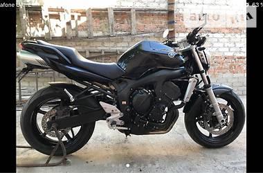 Yamaha FZ6 N 2007