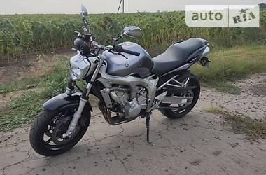 Мотоцикл Без обтекателей (Naked bike) Yamaha FZ6 N 2006 в Семеновке