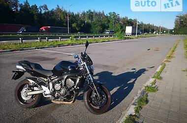 Мотоцикл Без обтекателей (Naked bike) Yamaha FZ6 2008 в Киеве