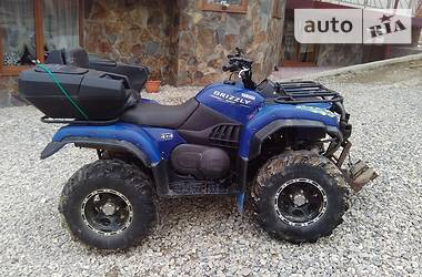 Yamaha Grizzly 2006 в Яремче