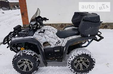 Yamaha Grizzly 700 2012