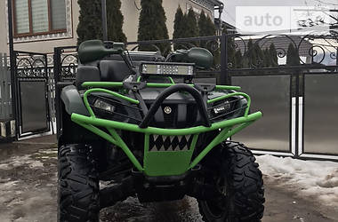 Yamaha Grizzly 2004 в Иршаве
