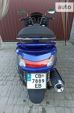 Максі-скутер Yamaha Majesty 250 2005 в Новгород-Сіверському